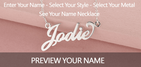 Name Necklace Preview Tool
