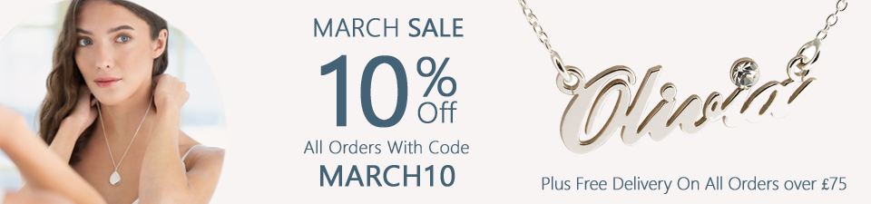 10 percent Off with Code MARCH10